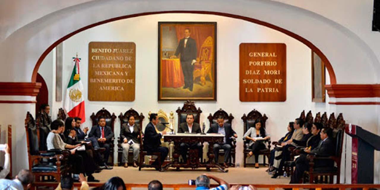 Sin sesiones de cabildo en Oaxaca por dos semanas consecutivas   El Imparcial de Oaxaca