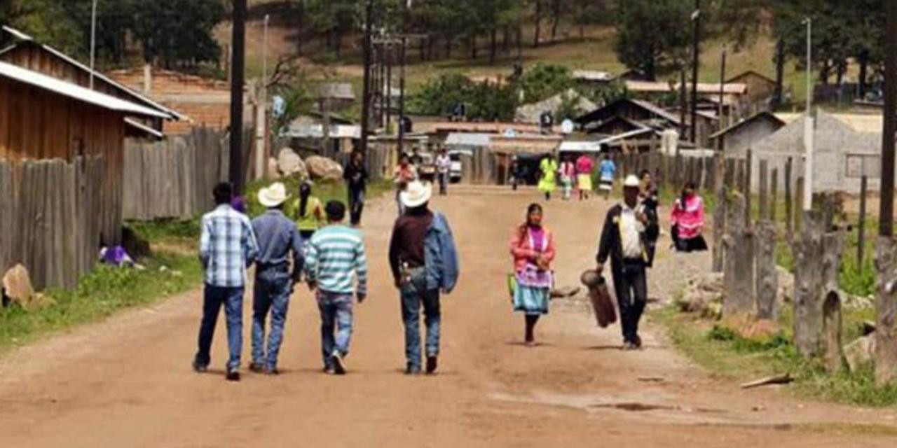 Comunidades marginadas de zona chontal urgen apoyo del gobierno | El Imparcial de Oaxaca