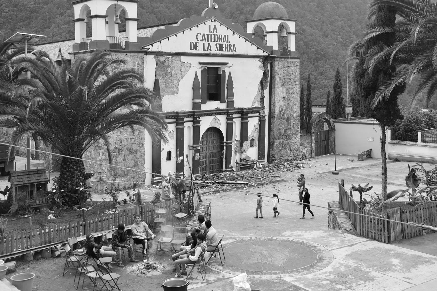San Juan Ozolotepec después del sismo   El Imparcial de Oaxaca