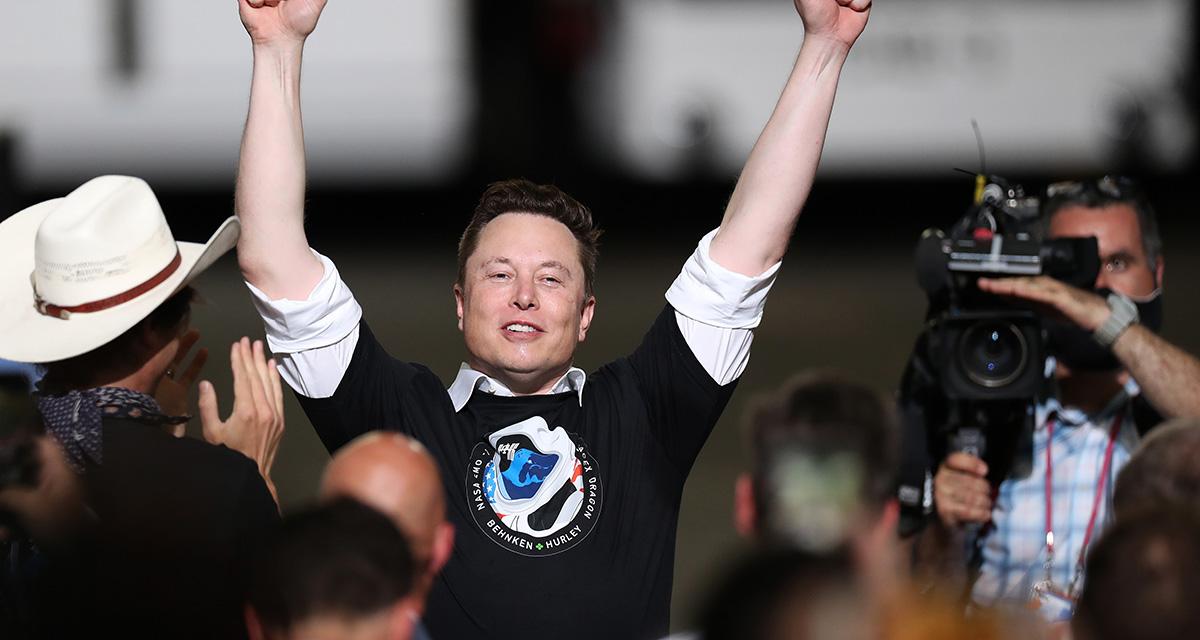 Elon Musk pide acabar con los monopolios