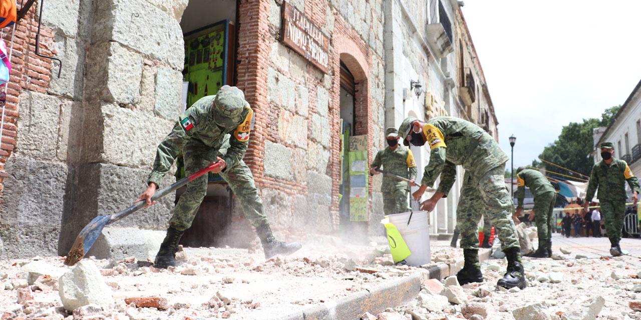 Terremoto en Oaxaca revive el pánico: 6 muertos | El Imparcial de Oaxaca