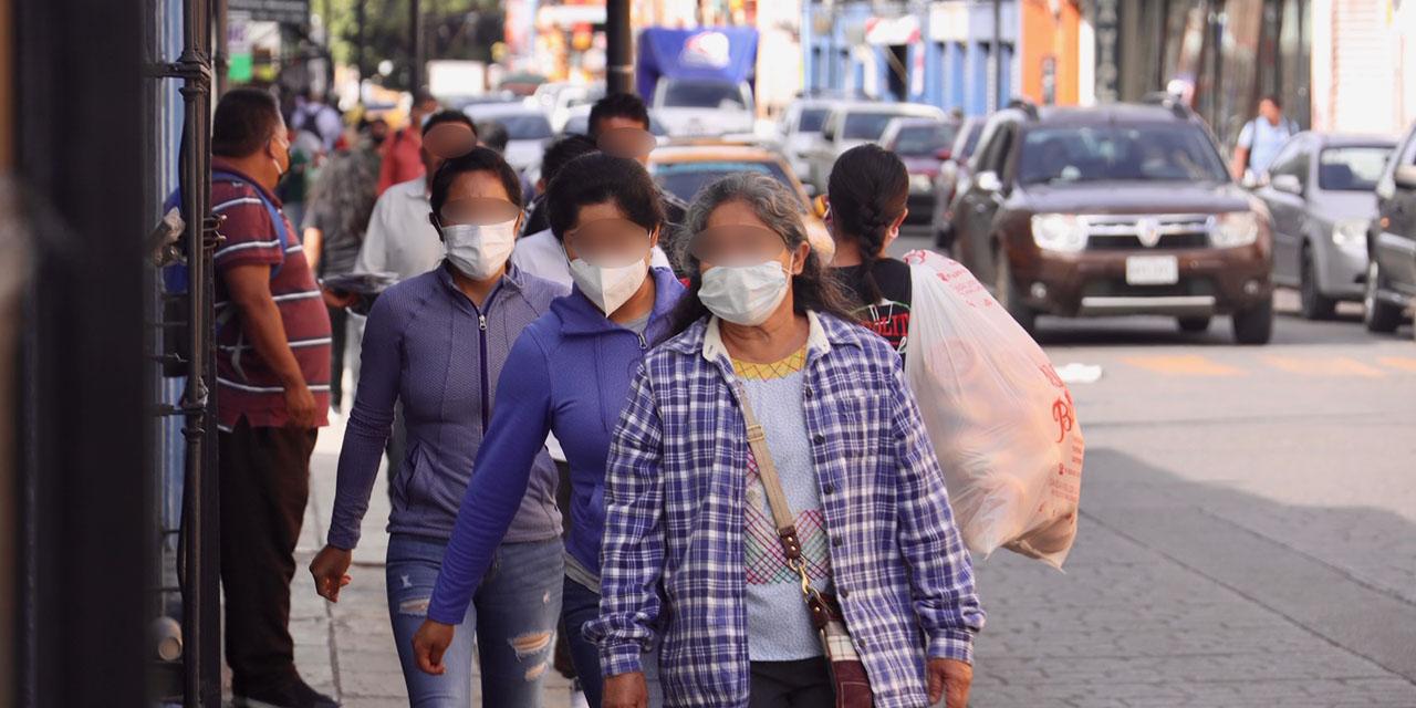 Desobedecen llamado a aislamiento en Oaxaca | El Imparcial de Oaxaca