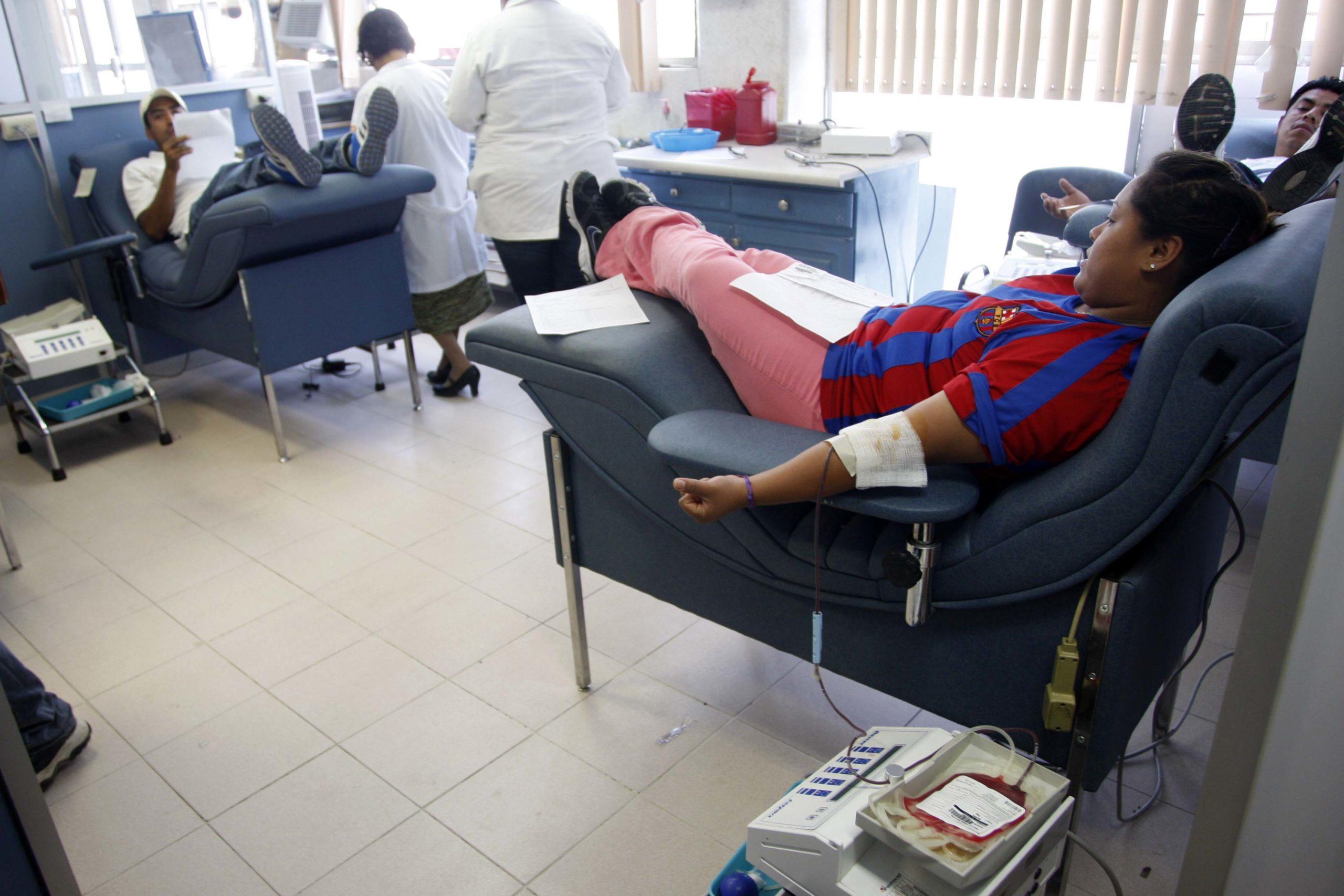 Se requieren más donadores de sangre altruistas   El Imparcial de Oaxaca