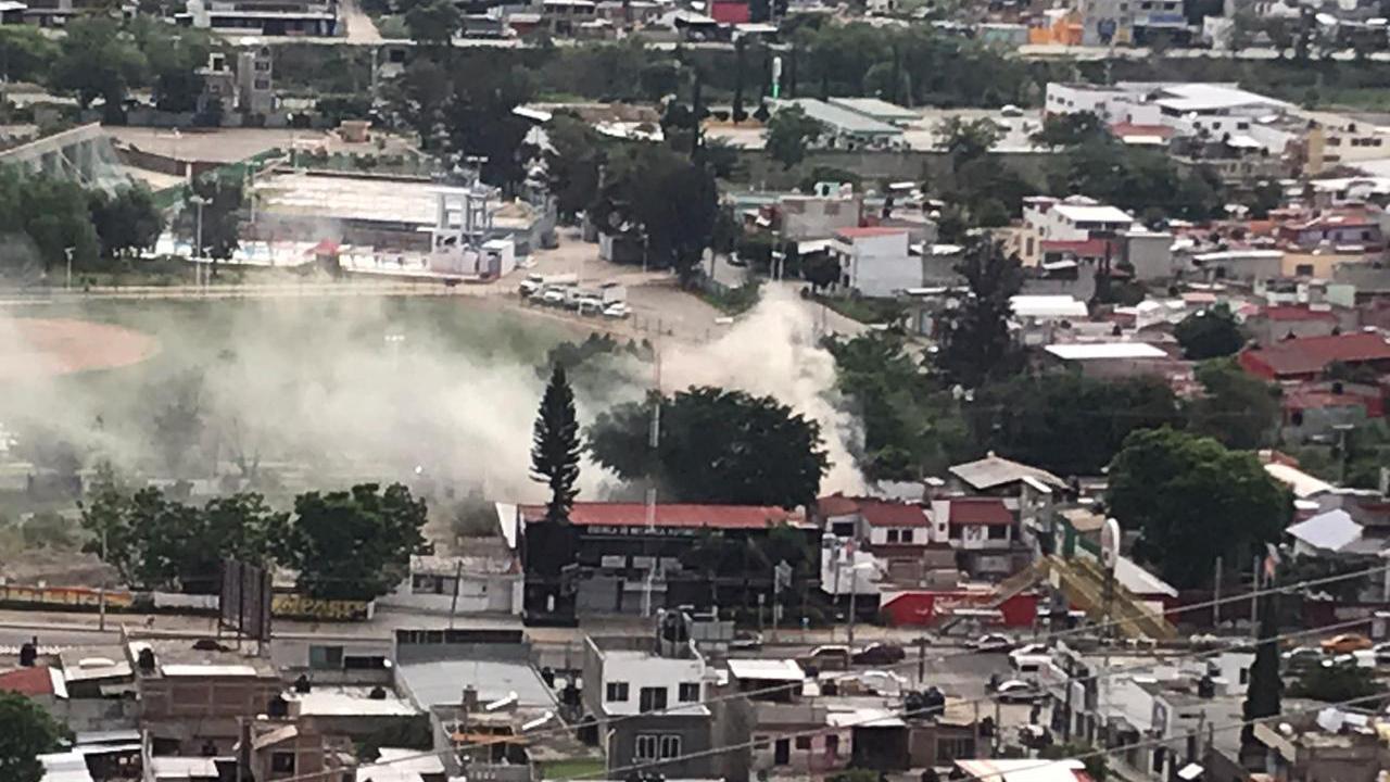 Video: Incendian oficinas del PRI en Oaxaca | El Imparcial de Oaxaca