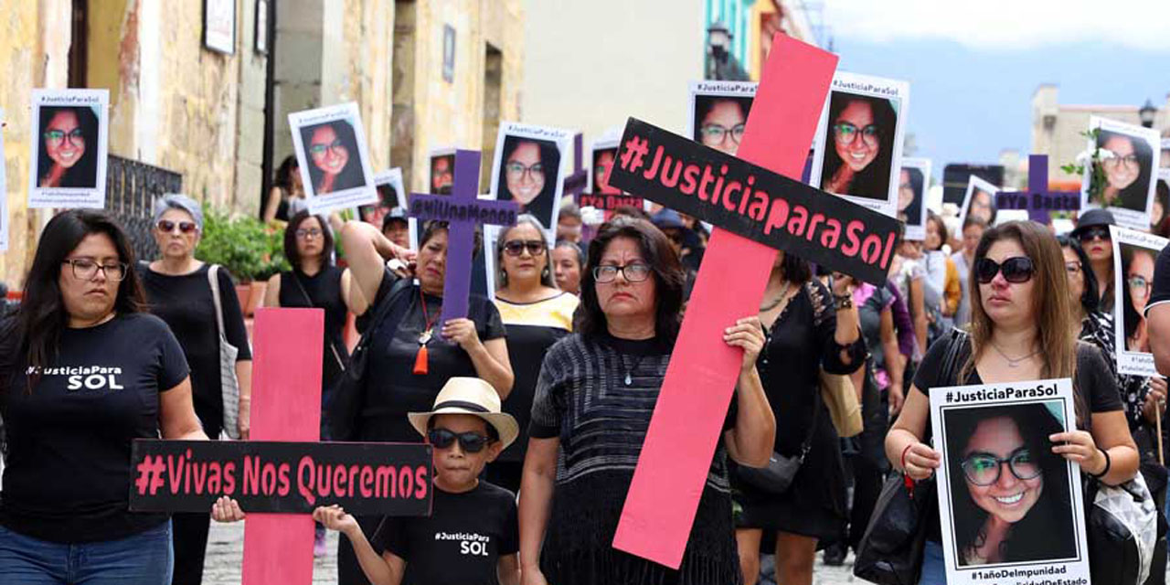 María del Sol, dos años de impunidad   El Imparcial de Oaxaca