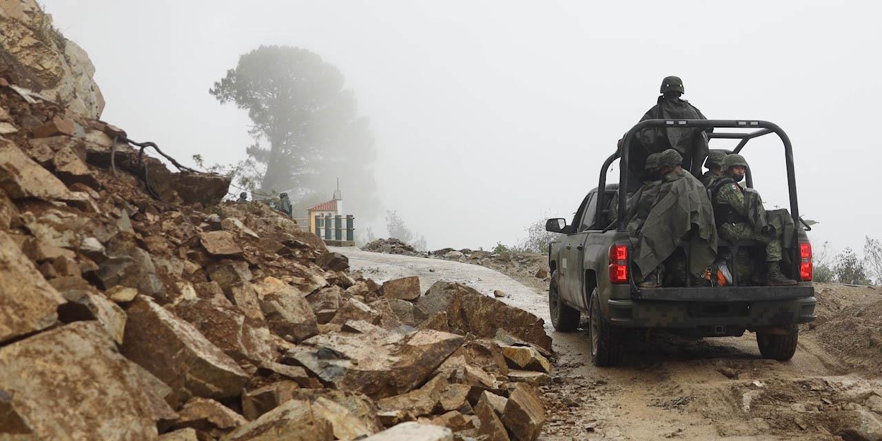 Localidades de la Sierra Sur claman ayuda tras sismo de 7.5   El Imparcial de Oaxaca