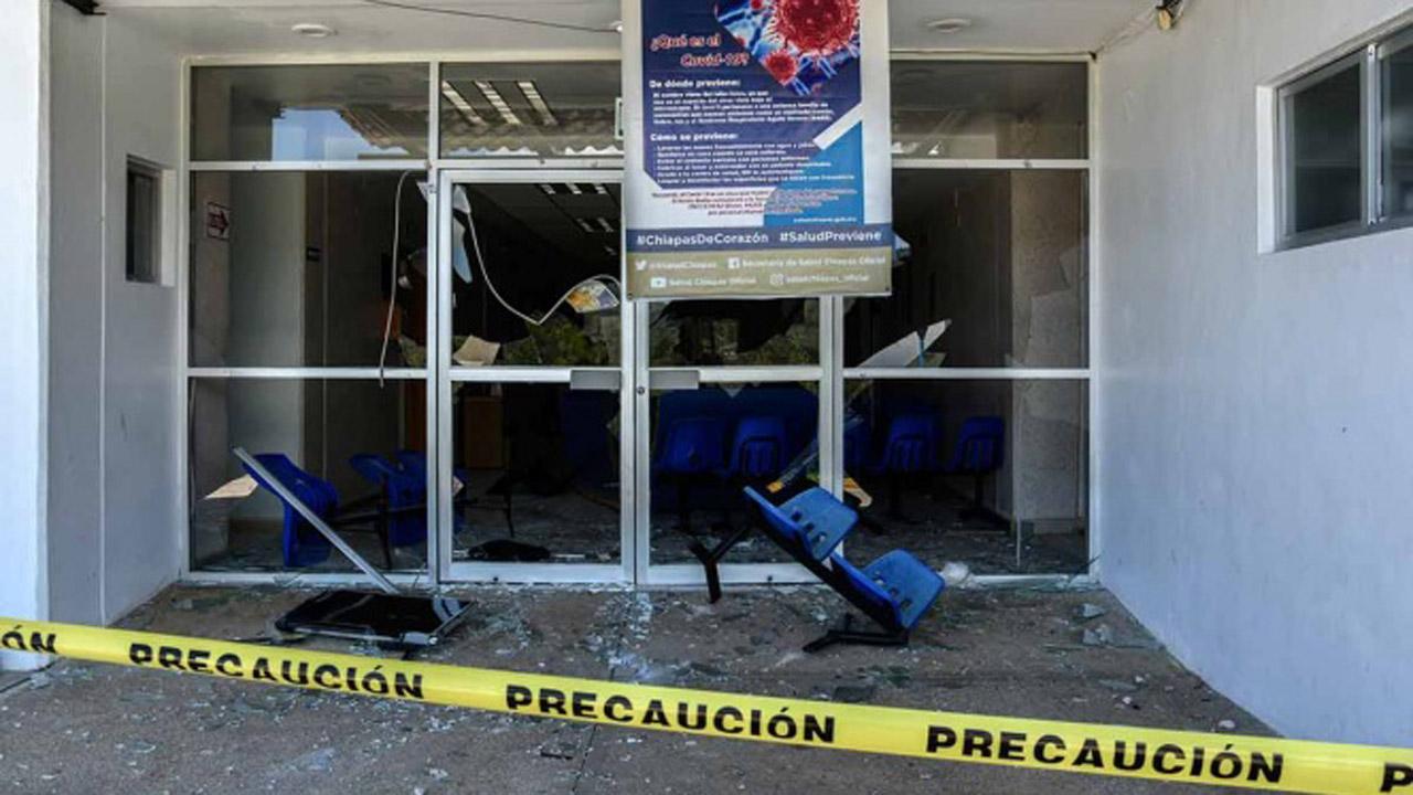 Vandalizan hospital en Chiapas por rumores | El Imparcial de Oaxaca