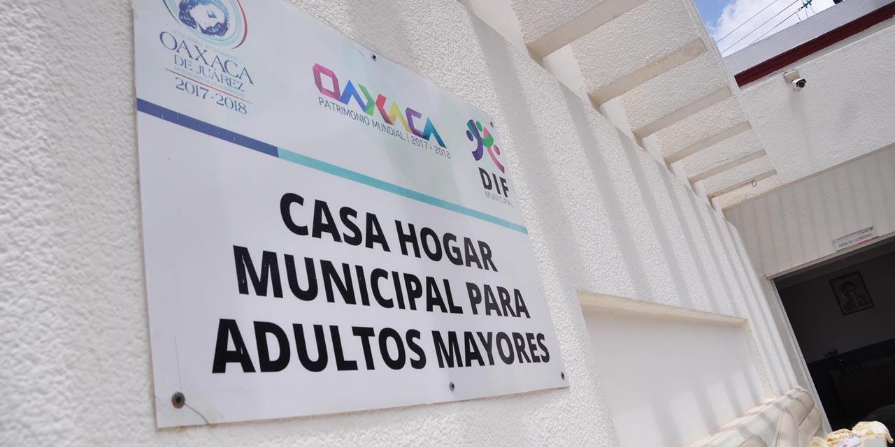 Confirman caso de Covid-19 en asilo municipal de Oaxaca   El Imparcial de Oaxaca