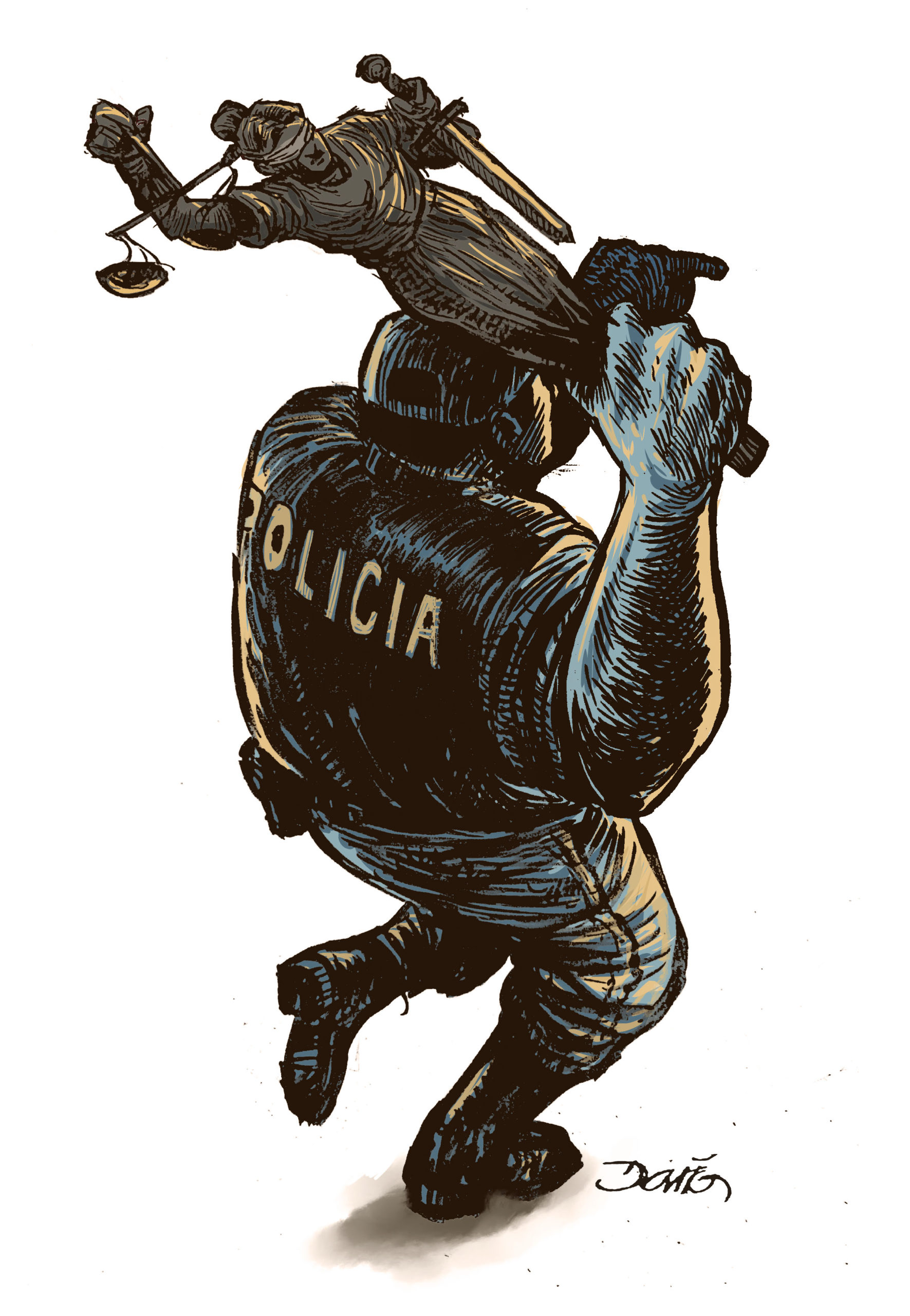 Abuso policiaco | El Imparcial de Oaxaca
