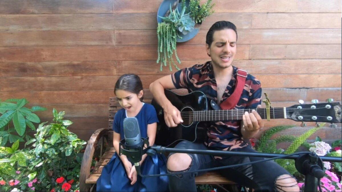 Video: Vadhir y Aitana Derbez enamoran en redes al cantar juntos | El Imparcial de Oaxaca