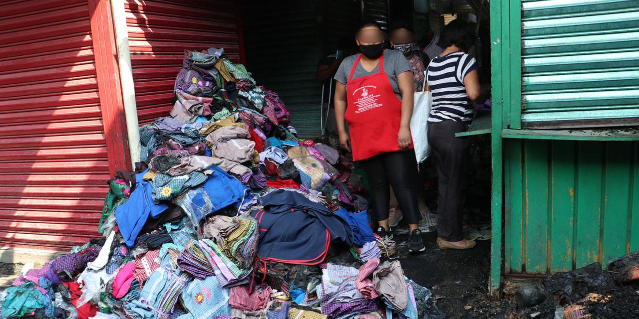 Reubicarán temporalmente a vendedores de la Zona de Tianguis | El Imparcial de Oaxaca