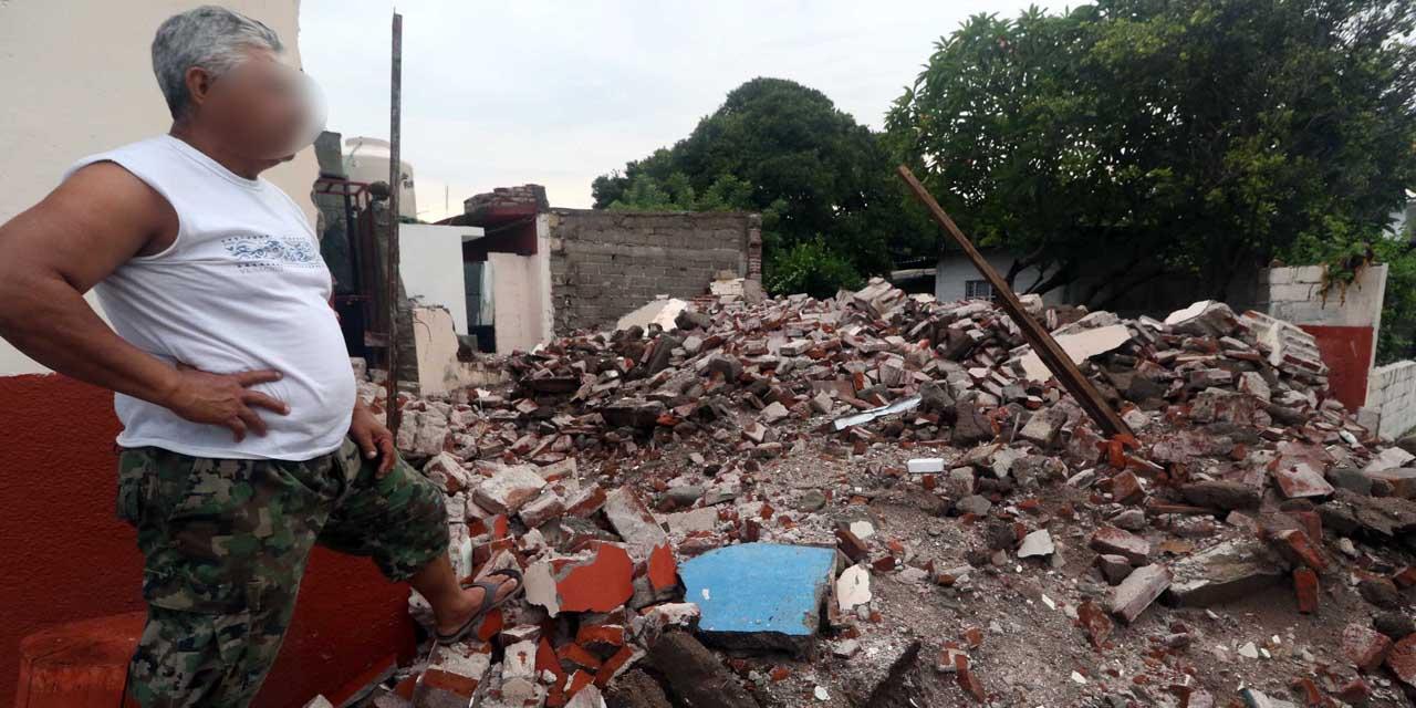 Gobierno del estado arrastra deudas por sismos del 2017 | El Imparcial de Oaxaca