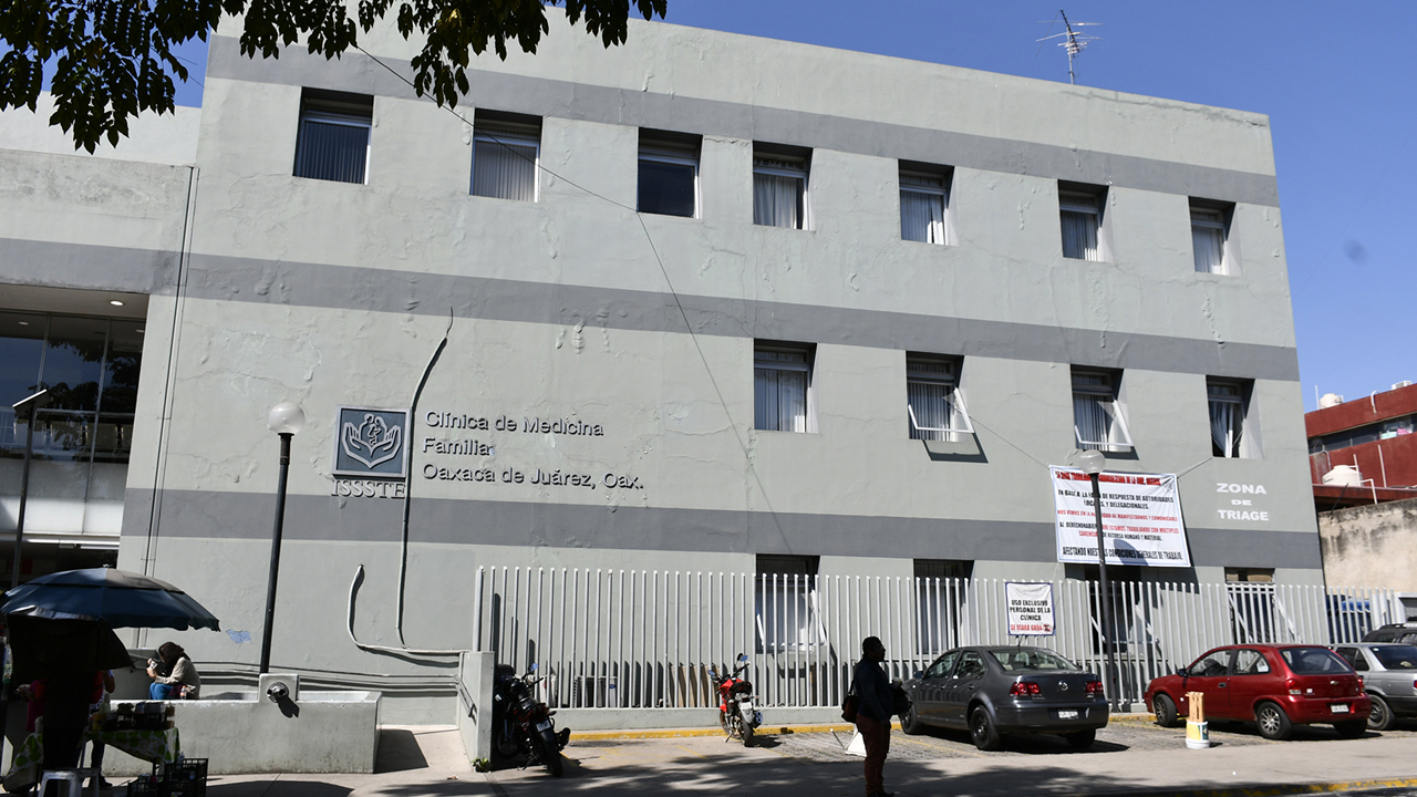 Denuncian maltrato en el ISSSTE en Oaxaca   El Imparcial de Oaxaca