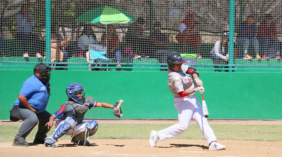Liga de Beisbol Infantil y Juvenil Monte Albán pide paciencia