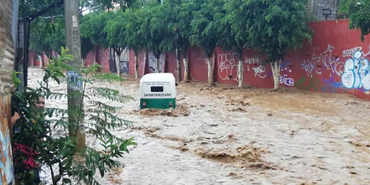 Asentamientos y contaminación, un riesgo en temporada de lluvias en Oaxaca | El Imparcial de Oaxaca