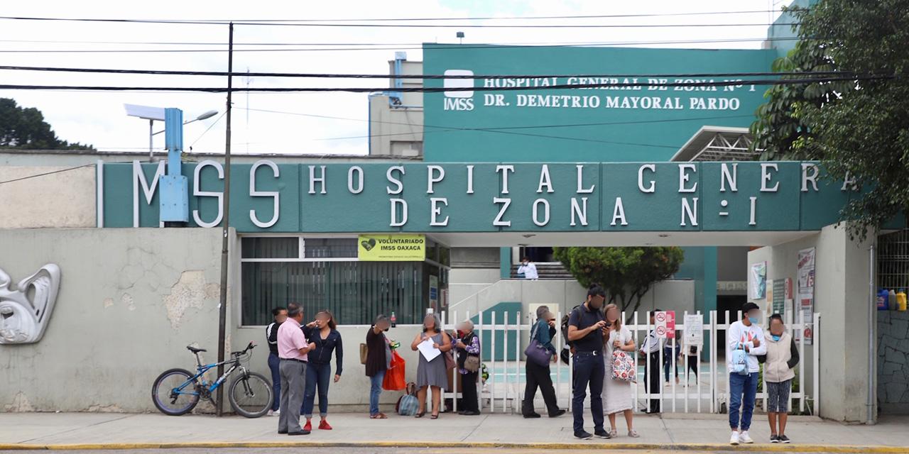 IMSS prevé diagnóstico económico adverso por desempleo en Oaxaca | El Imparcial de Oaxaca