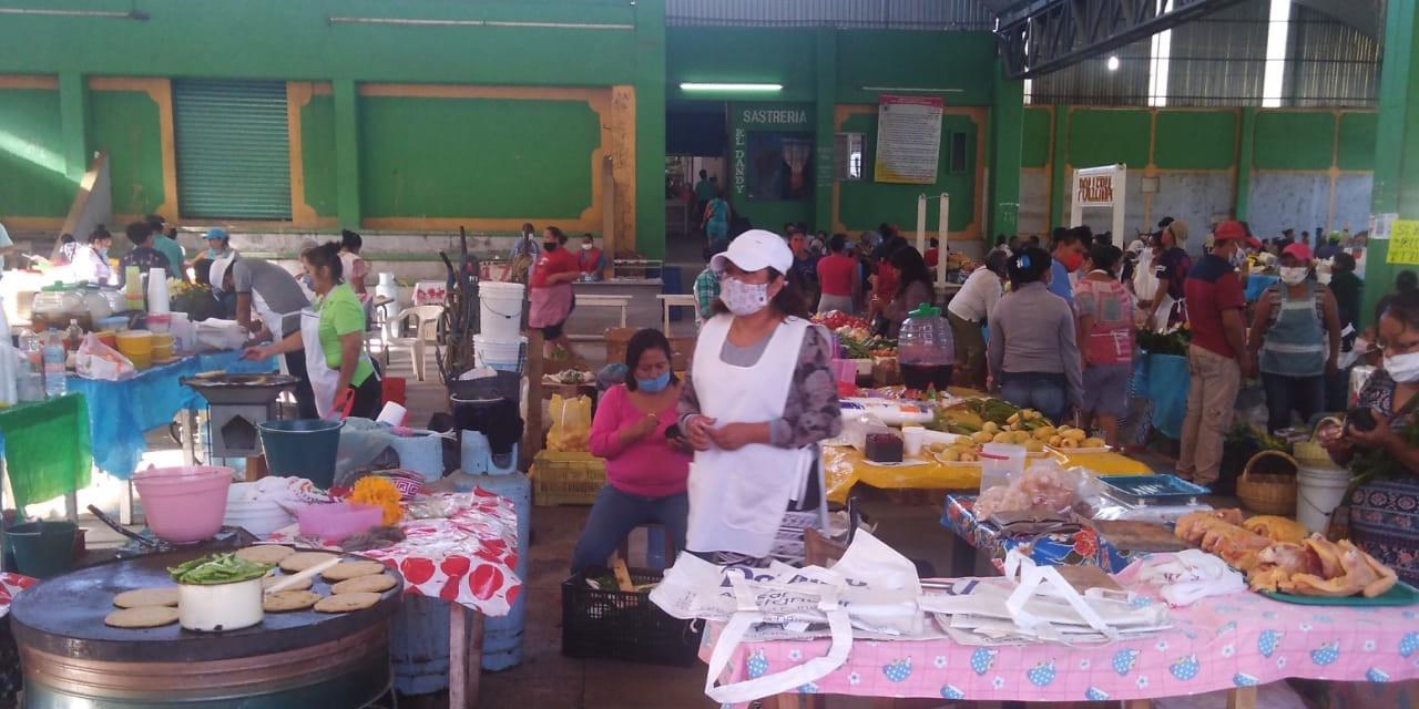 Teotitlán implementa mecanismos en apoyo al comercio local   El Imparcial de Oaxaca
