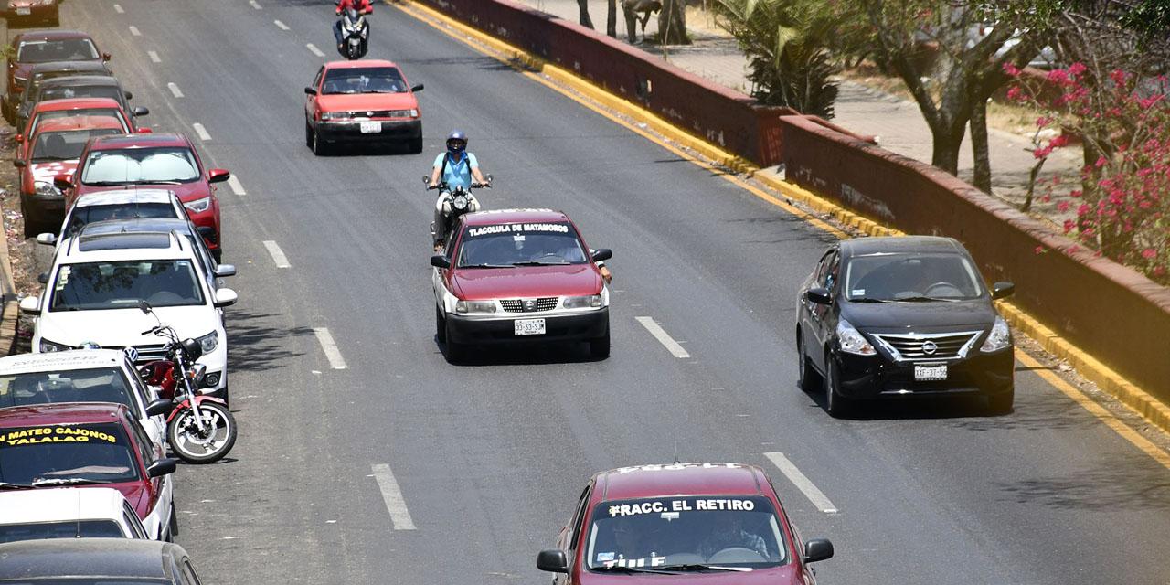 Semovi mantiene operativos sanitarios de transportistas en Oaxaca | El Imparcial de Oaxaca