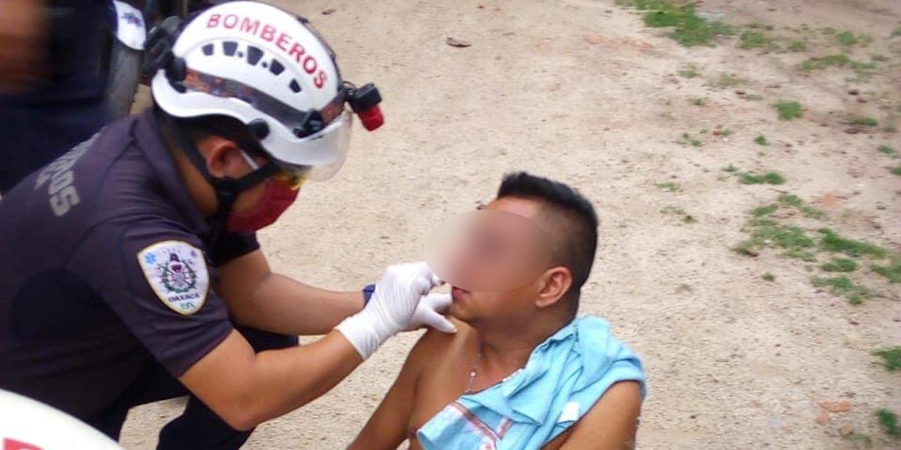 Golpiza a sujeto en estado de ebriedad en Juchitán | El Imparcial de Oaxaca