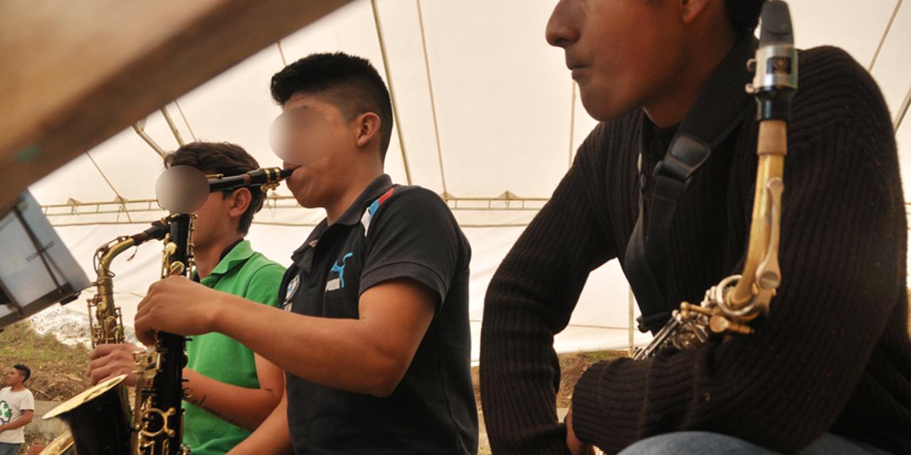 Invitan a mixtecos a estudiar música y artes   El Imparcial de Oaxaca