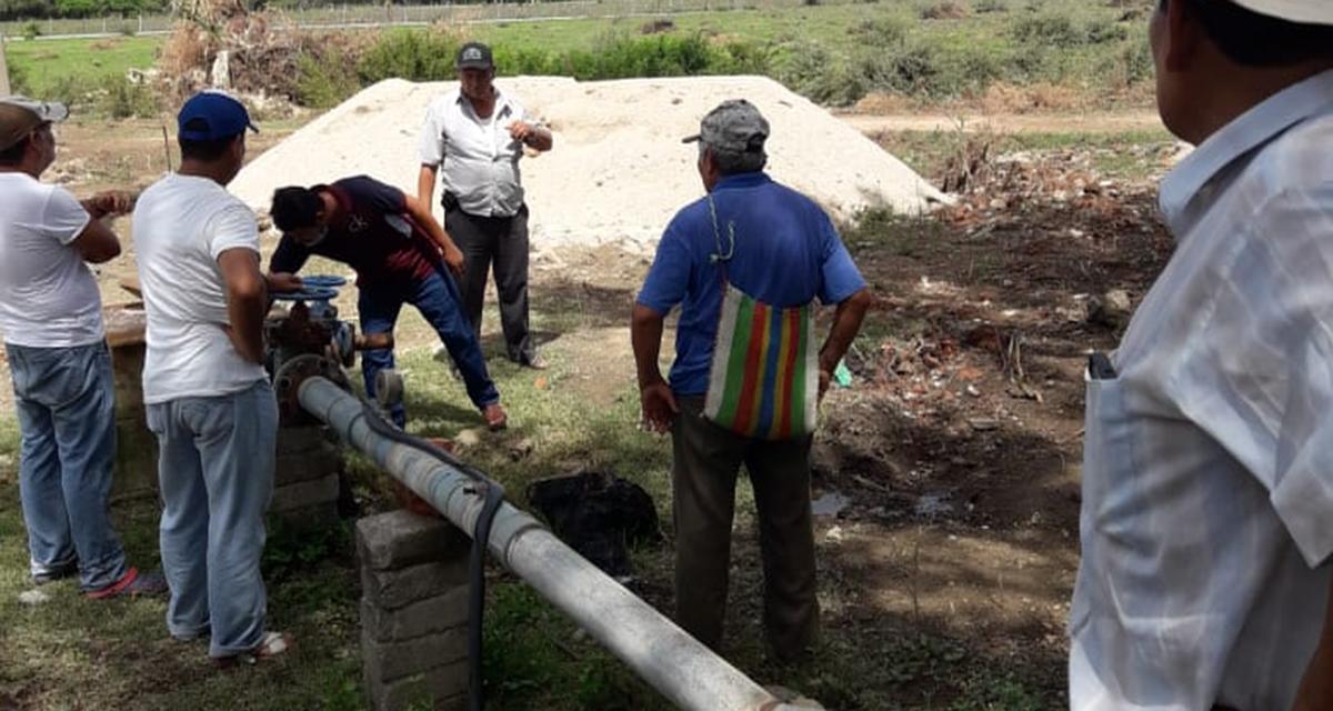 Suspenden red de agua potable en San Dionisio | El Imparcial de Oaxaca