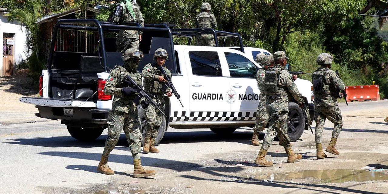 Balacera en Santa María Petapa; no hay detenidos | El Imparcial de Oaxaca
