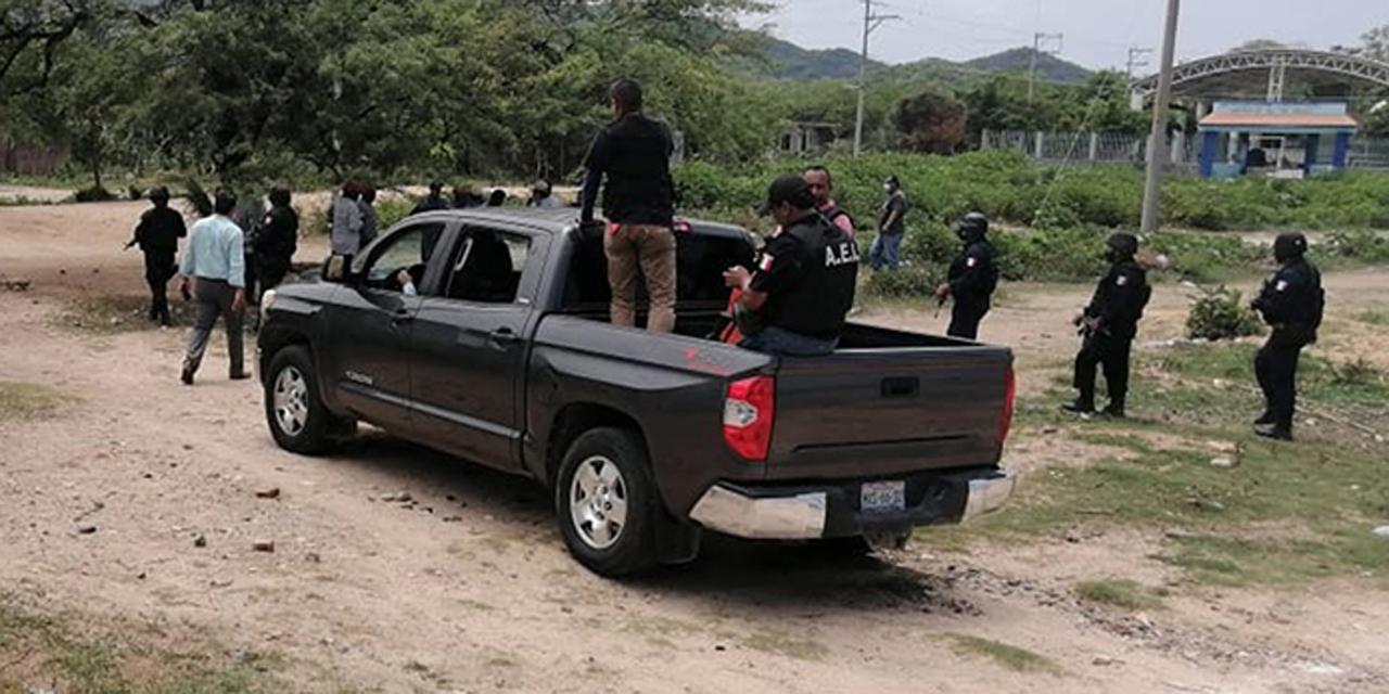 San Mateo del Mar bajo fuego de grupo armado | El Imparcial de Oaxaca