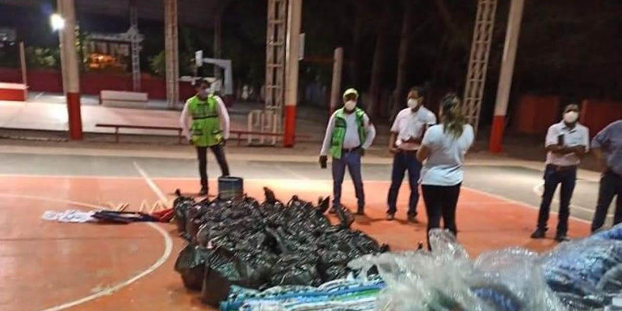 Deporte con causa; brindan apoyos por sismo | El Imparcial de Oaxaca