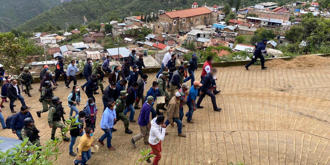 Reconocen apoyo de la Cruz Roja por sismo en Oaxaca | El Imparcial de Oaxaca