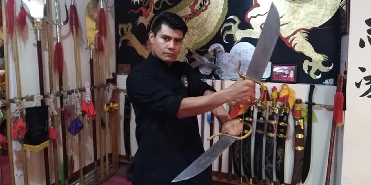 José Jaime Fabián comparte su Kung Fu | El Imparcial de Oaxaca