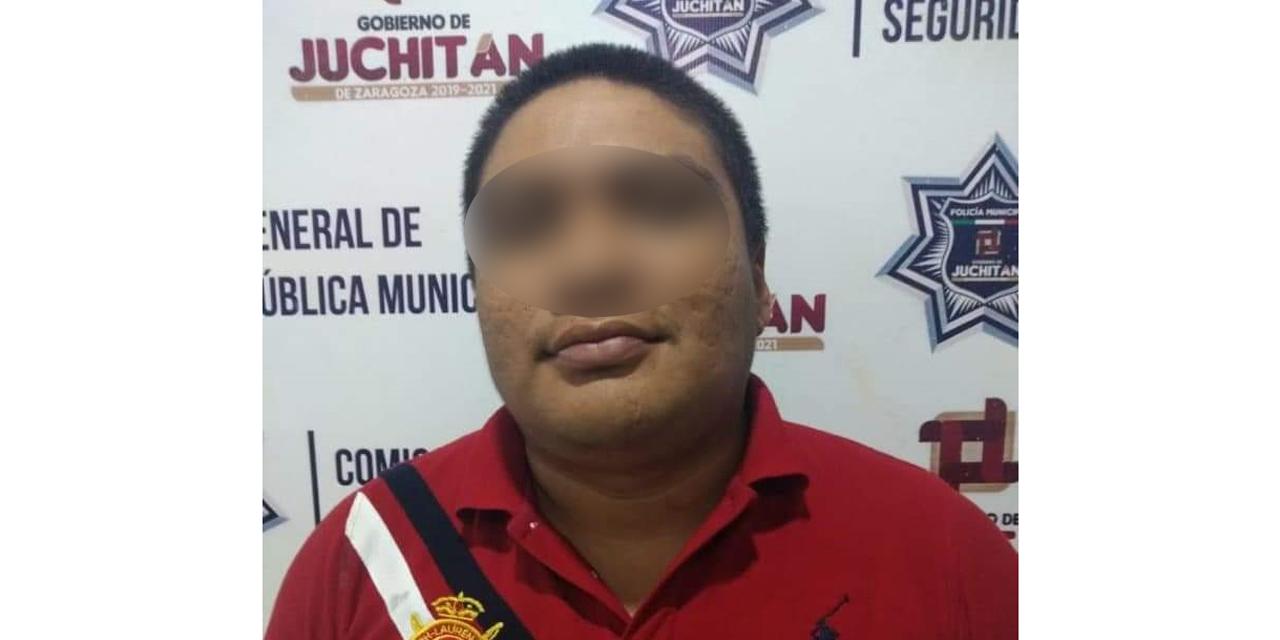 Detienen a hijo de funcionaria de Juchitán por presunto robo armado | El Imparcial de Oaxaca