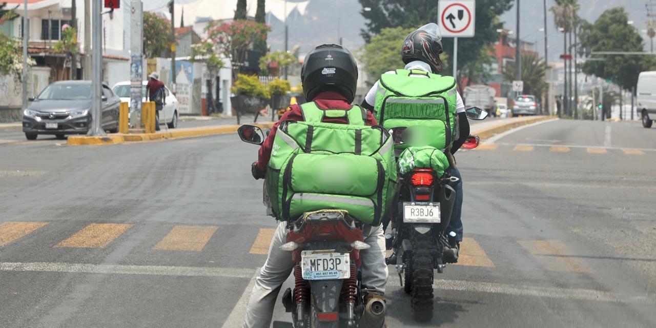 Aumentan quejas contra Uber Eats en Oaxaca | El Imparcial de Oaxaca
