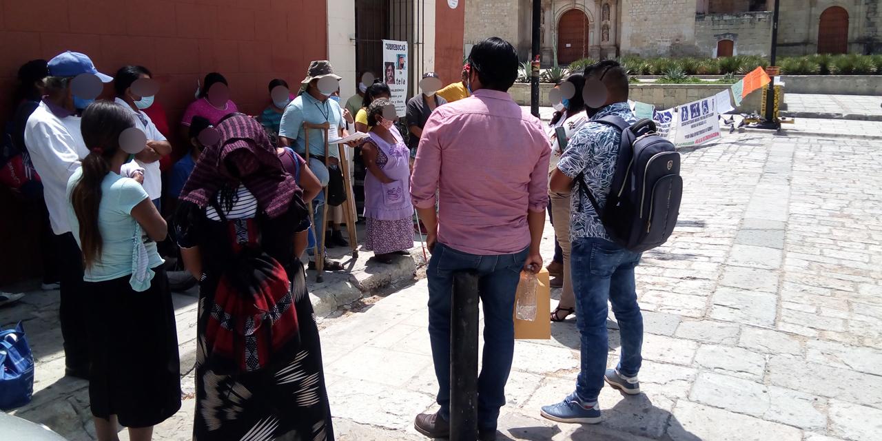 Personas con discapacidad siguen en espera de respuesta del gobierno | El Imparcial de Oaxaca