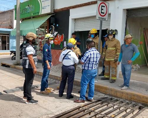 Hombre sufre descarga eléctrica en Huajuapan | El Imparcial de Oaxaca