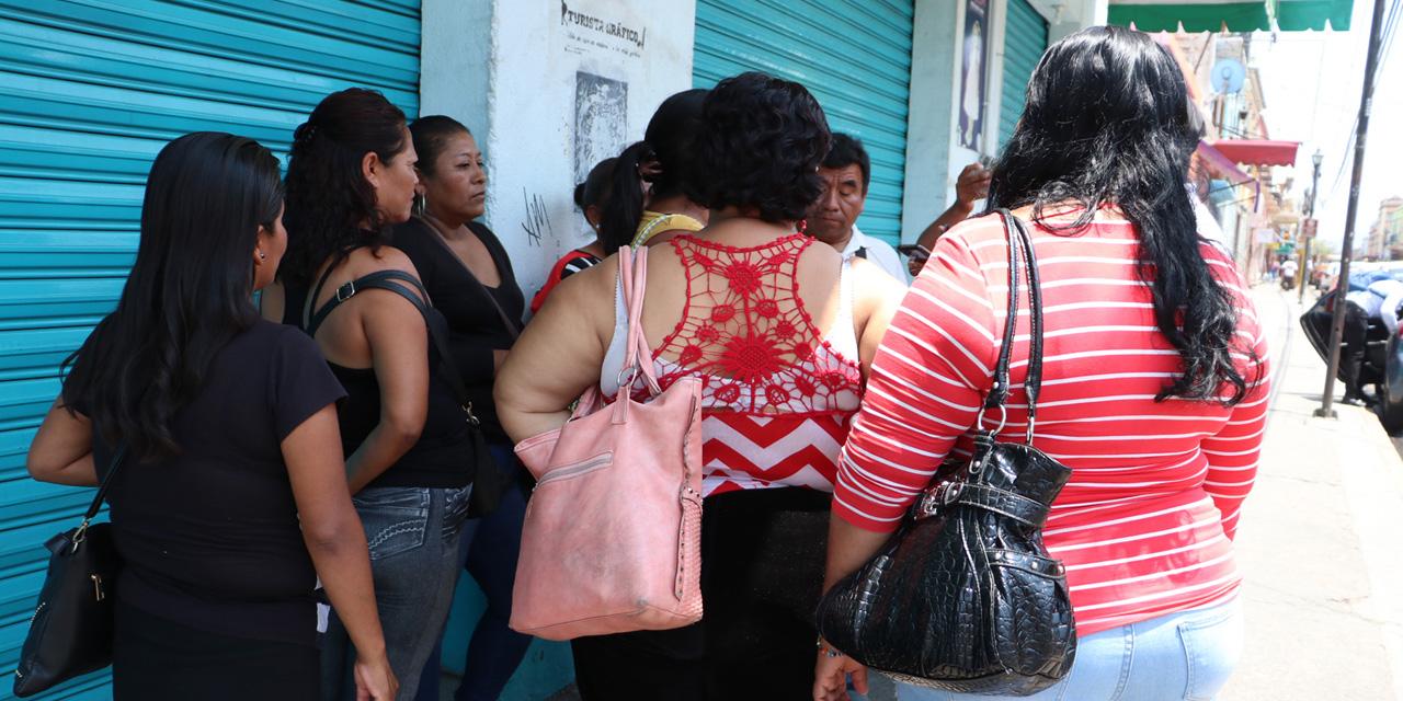 Crece comercio sexual en calles de Oaxaca   El Imparcial de Oaxaca