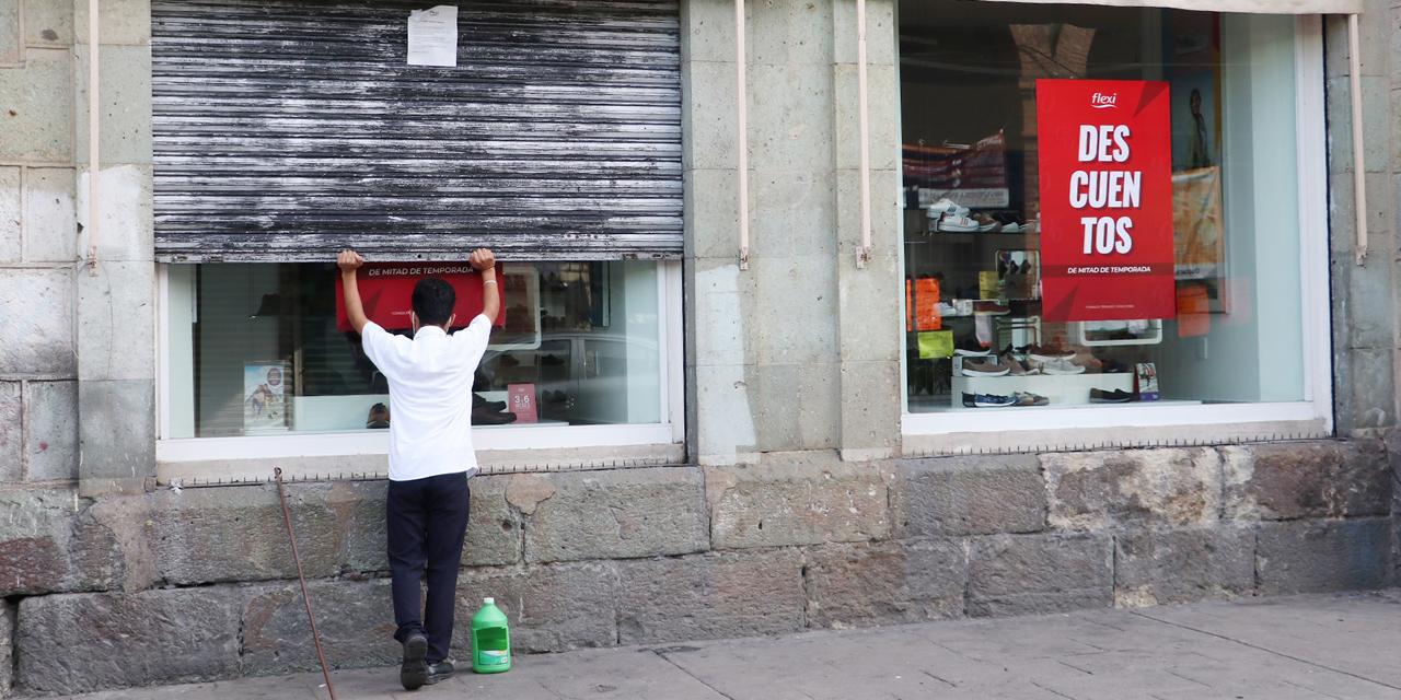 Comerciantes de Oaxaca amplían horarios durante contingencia | El Imparcial de Oaxaca