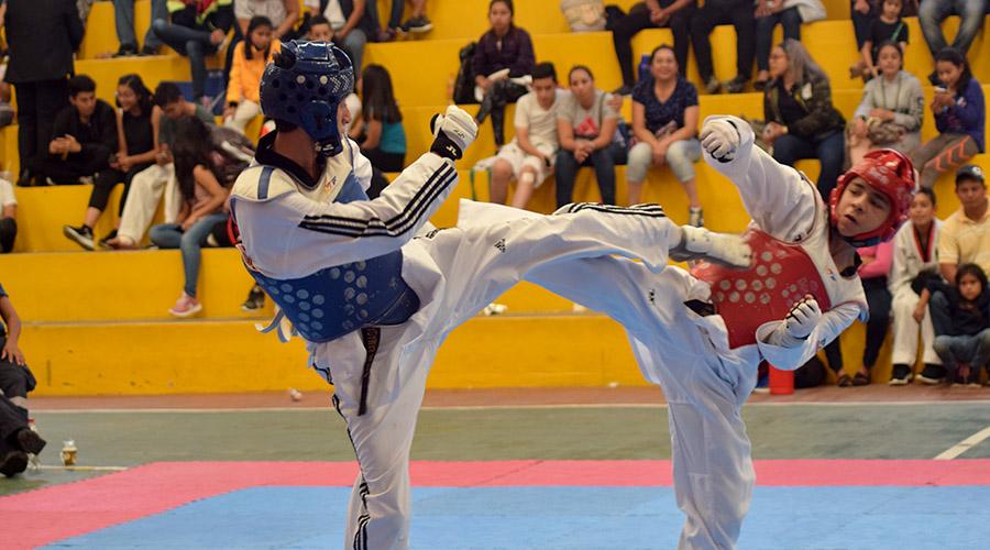 Taekwondo no baja la guardia ante el Covid-19 | El Imparcial de Oaxaca