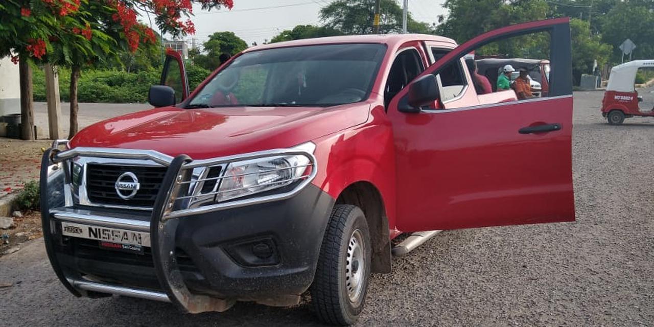 Detienen a mujer con camioneta robada en Juchitán | El Imparcial de Oaxaca