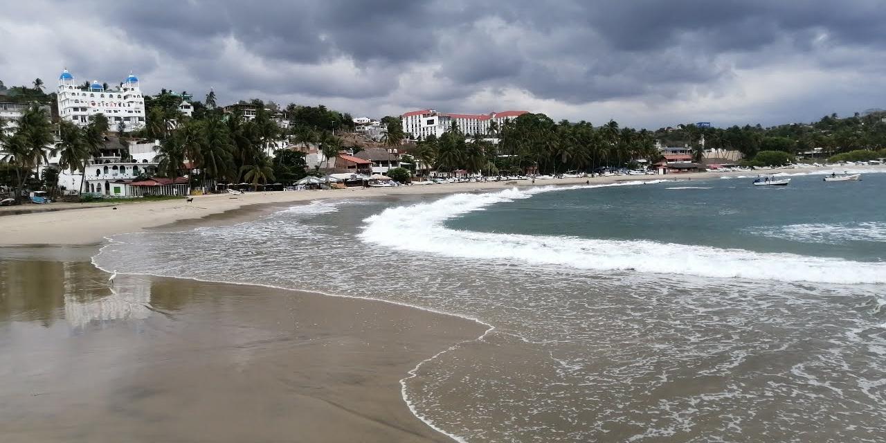 Reabren cuatro playas en Puerto Escondido en plena contingencia | El Imparcial de Oaxaca