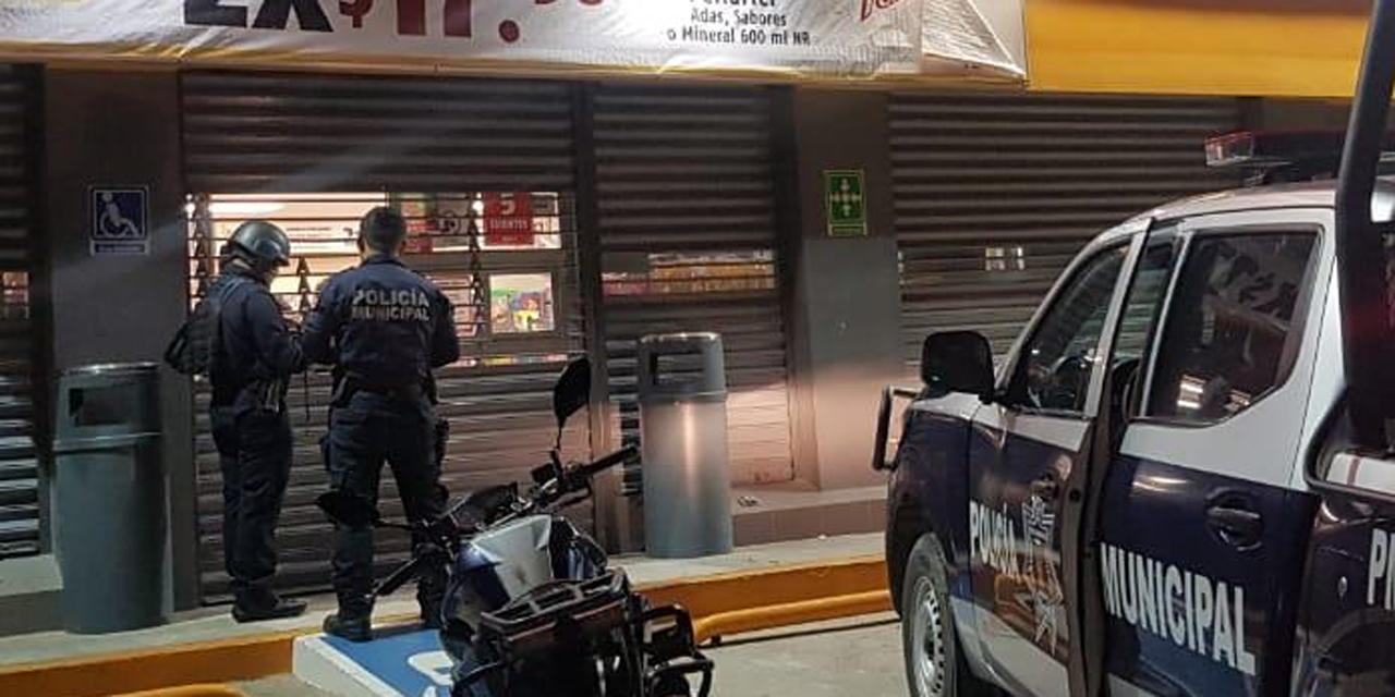 Asaltan con violencia a tienda de conveniencia en Juchitán   El Imparcial de Oaxaca