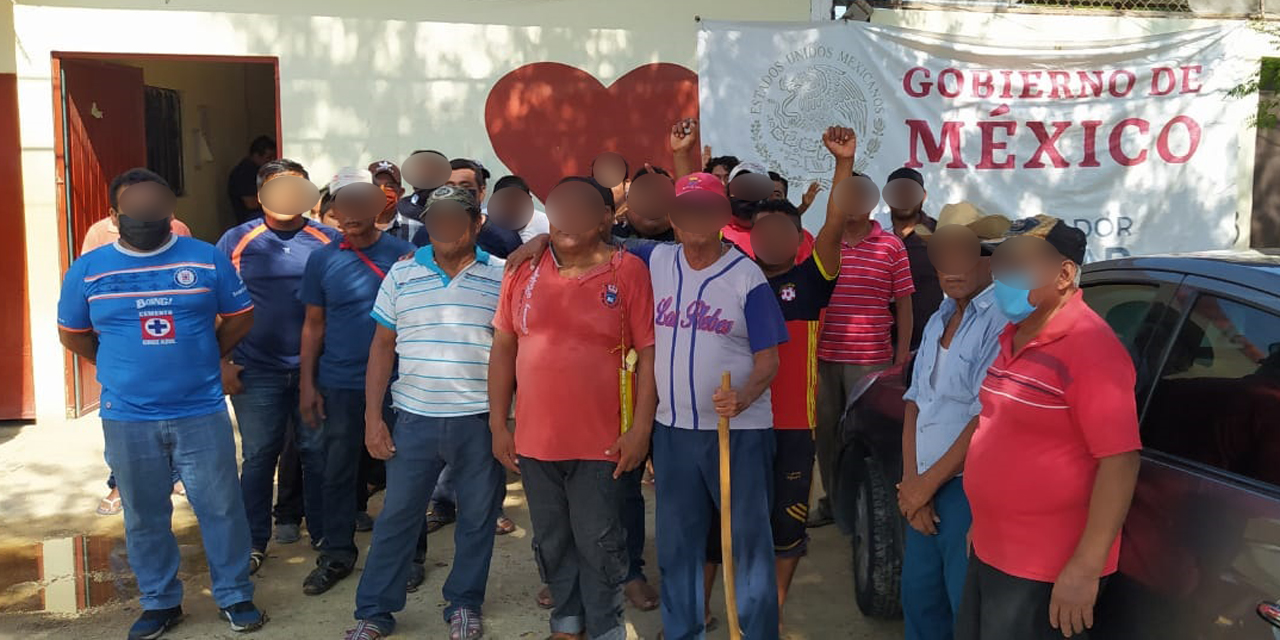 Pescadores se manifiestan en oficinas de programa Bienestar | El Imparcial de Oaxaca