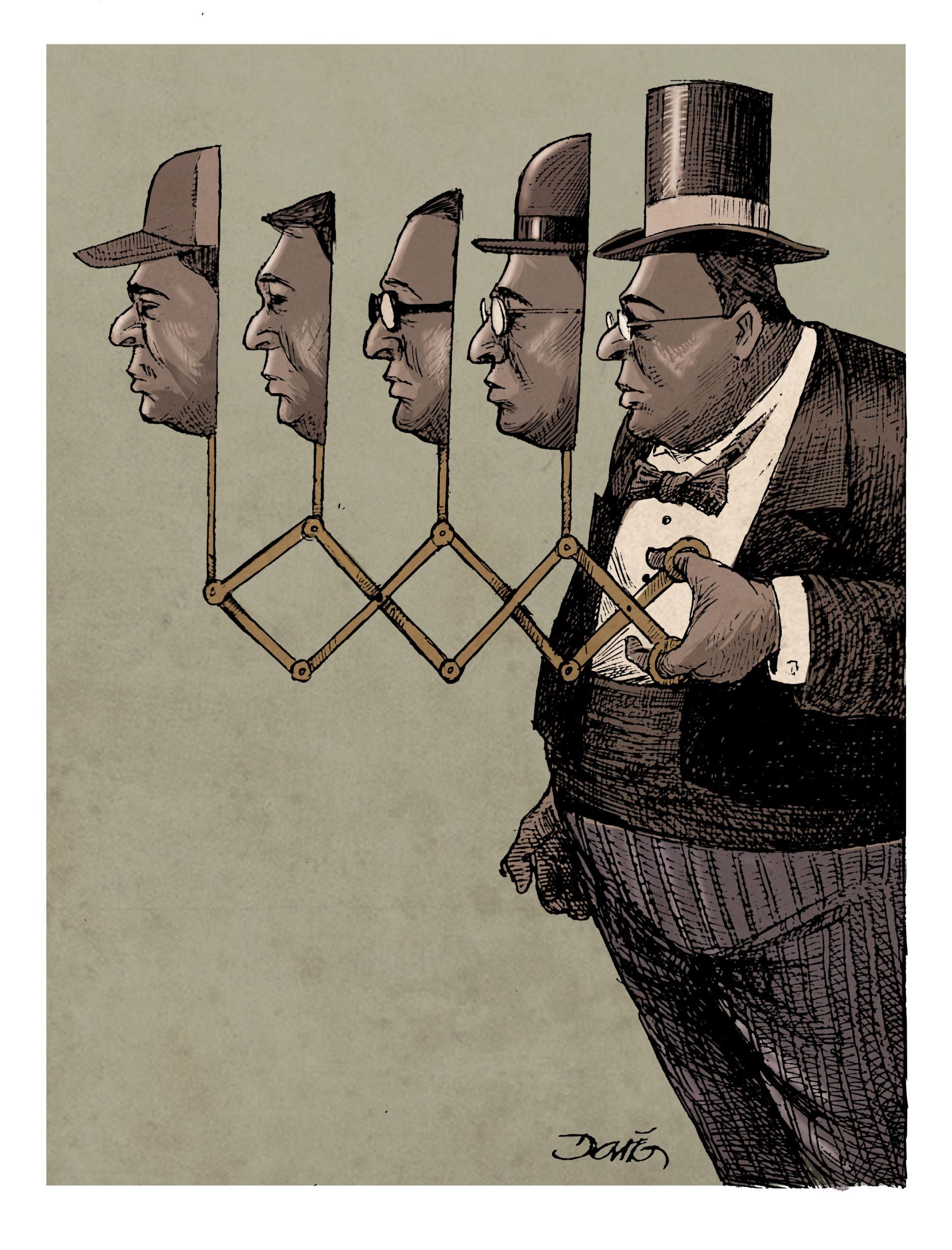 Los rostros del funcionario   El Imparcial de Oaxaca