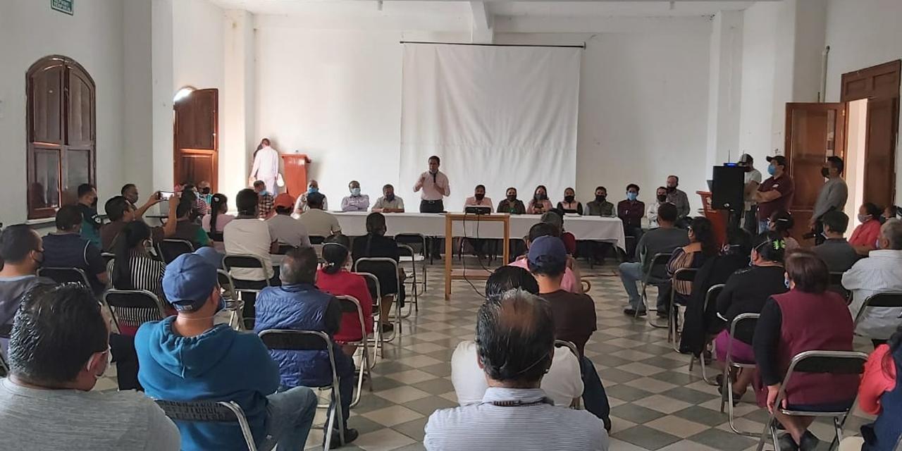 Construirán mercado en Huautla de Jiménez   El Imparcial de Oaxaca