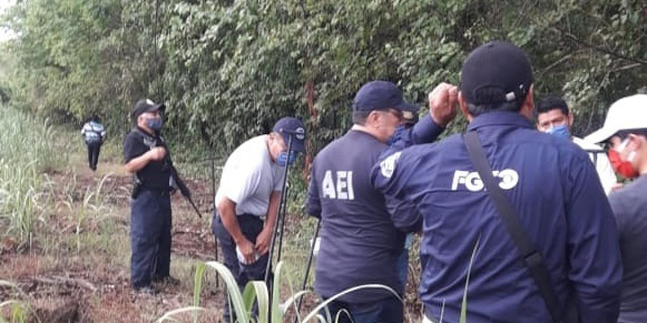Hallan fosa clandestina en La Cuenca | El Imparcial de Oaxaca