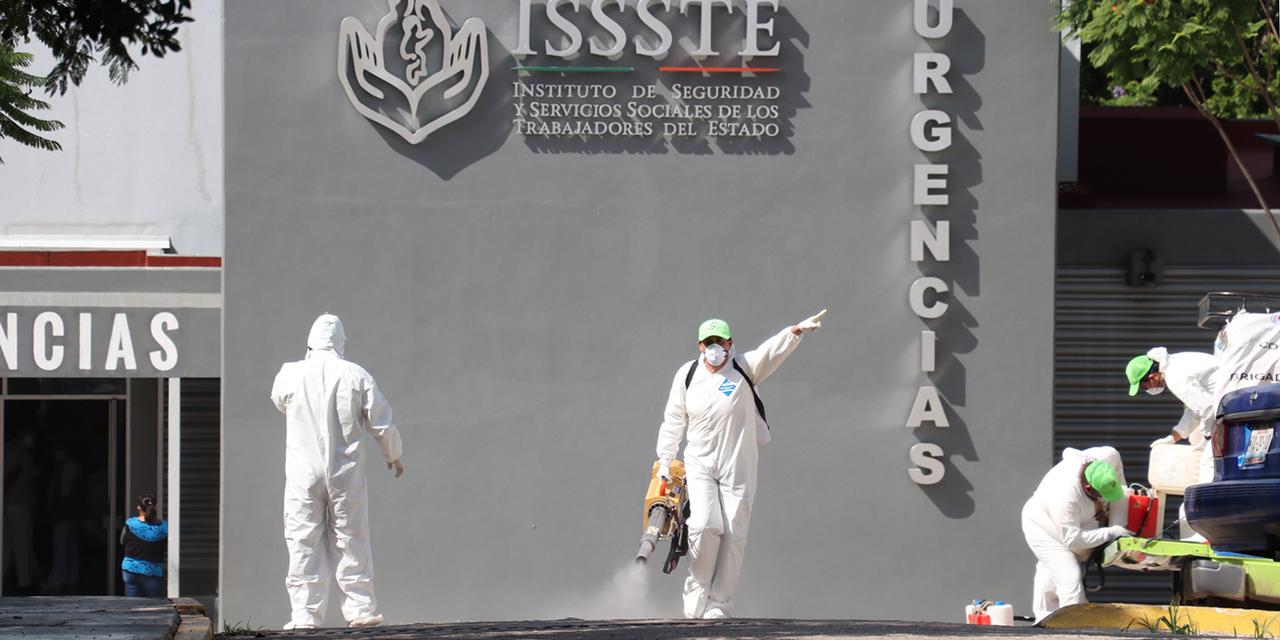Oaxaca registra más de mil contagios por Covid en personal de salud | El Imparcial de Oaxaca
