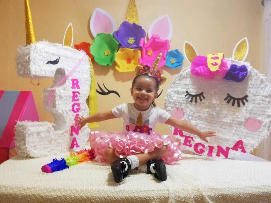 Celebran con amor a Regina