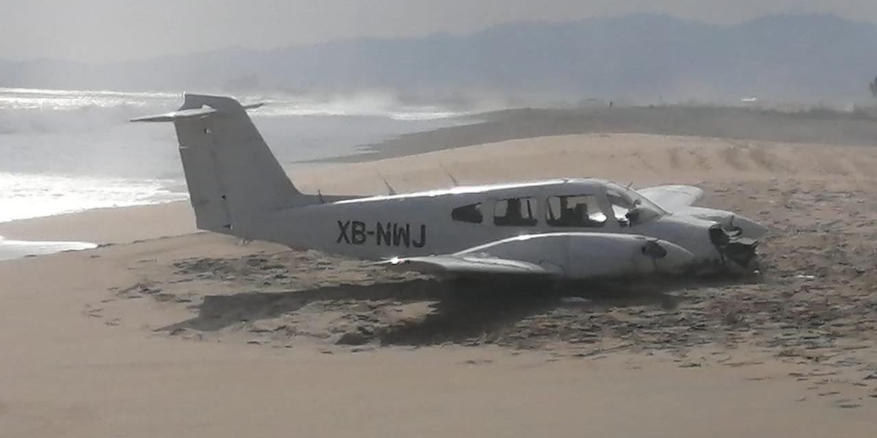 Avioneta se desploma en la costa oaxaqueña   El Imparcial de Oaxaca