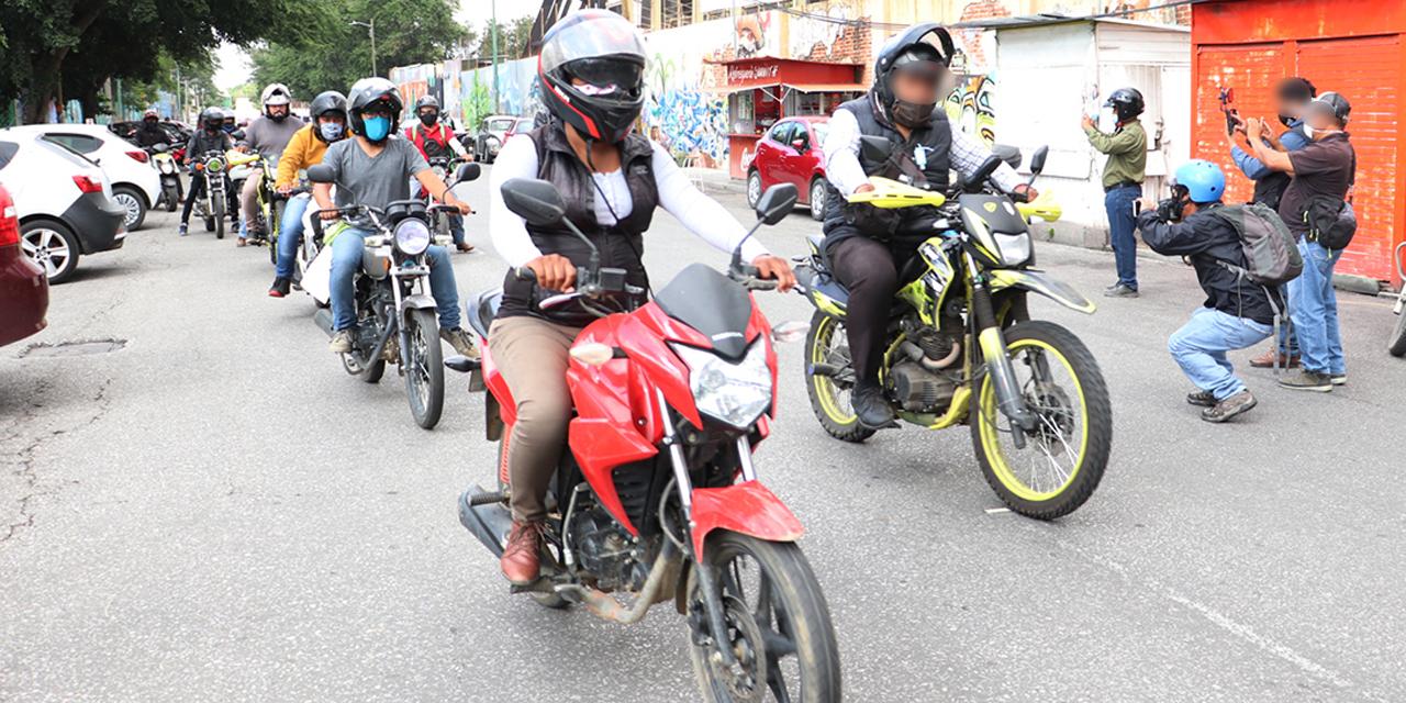 Motociclistas de Oaxaca declaran la guerra a la delincuencia | El Imparcial de Oaxaca