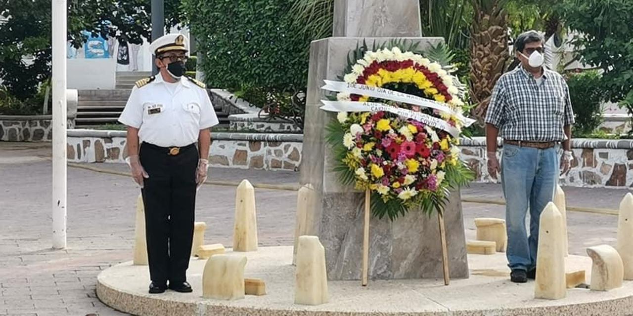 No hubo Día de la Marina en Salina Cruz por Covid-19 | El Imparcial de Oaxaca