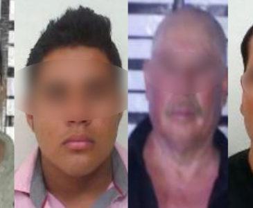 Vinculan a proceso por homicidio a 4 detenidos en Tehuantepec